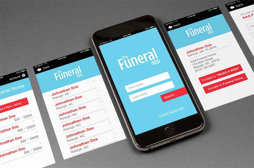 Funeral App