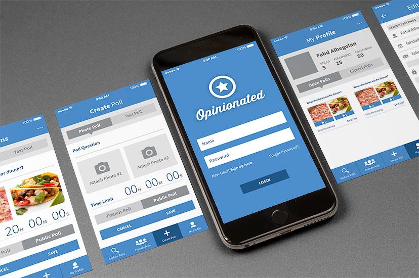 Opinionated App development