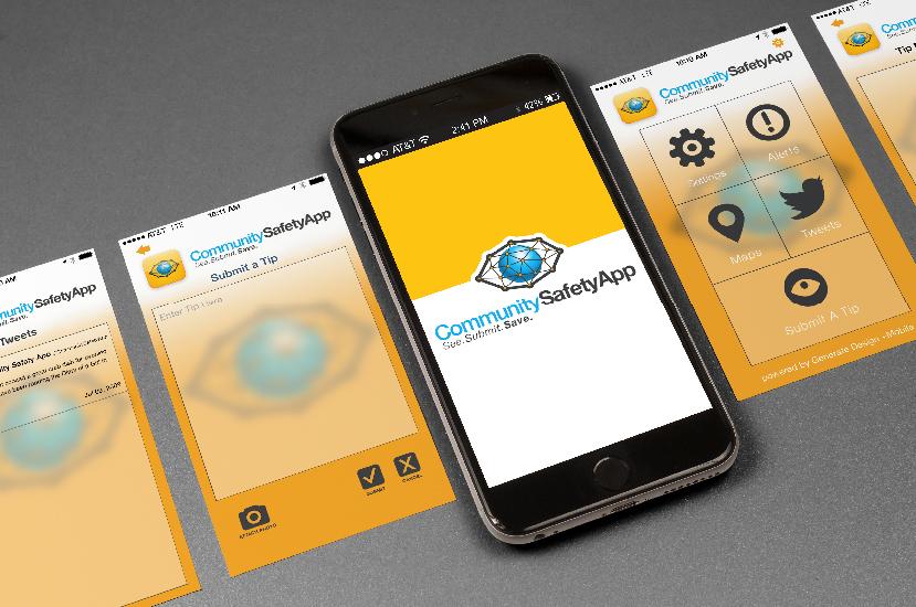 Community Safety App