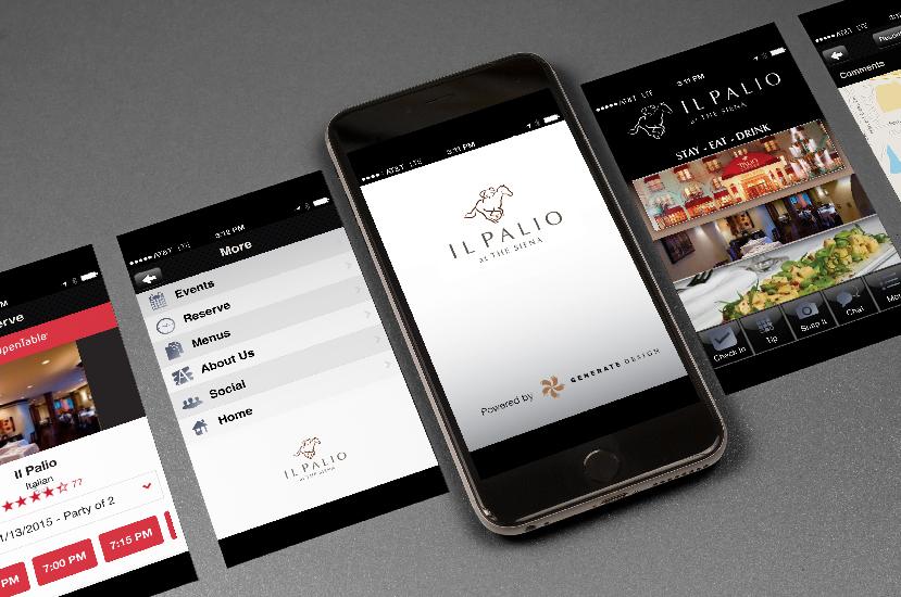 Il Palio Restaurant App