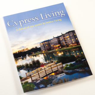 Cypress Magazine is designed for residents and future residents.