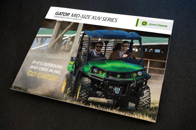 John Deere XUV Midsize Brochure