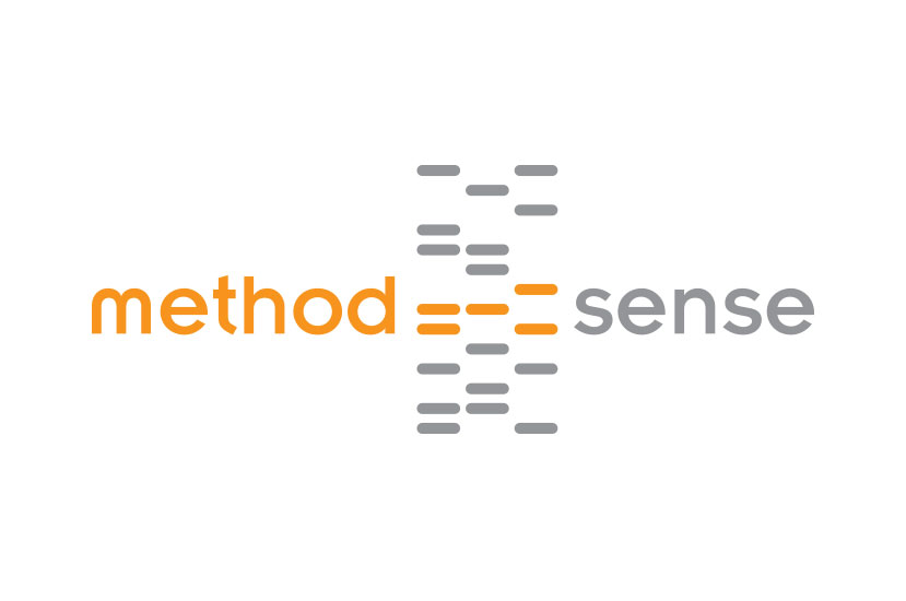 MethodSense Logo design