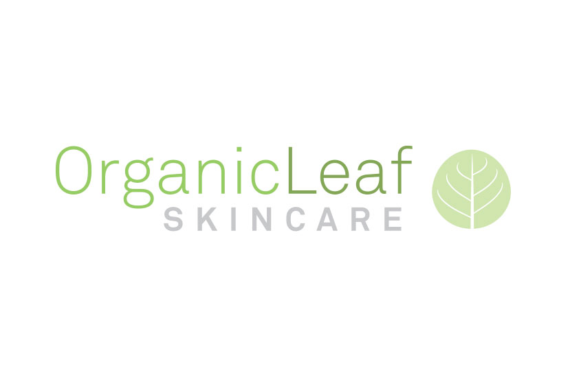 Organic Leaf Skincare Logo
