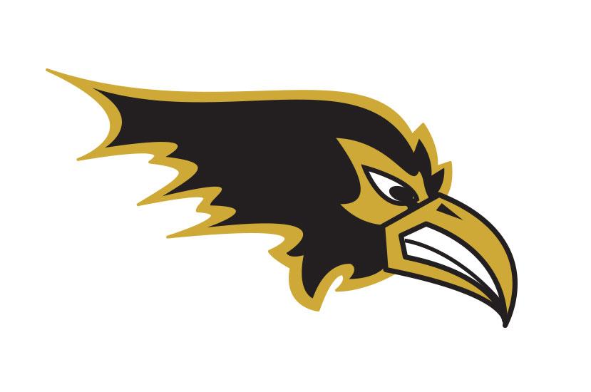 Ravenscroft Ravens Athletics Logo