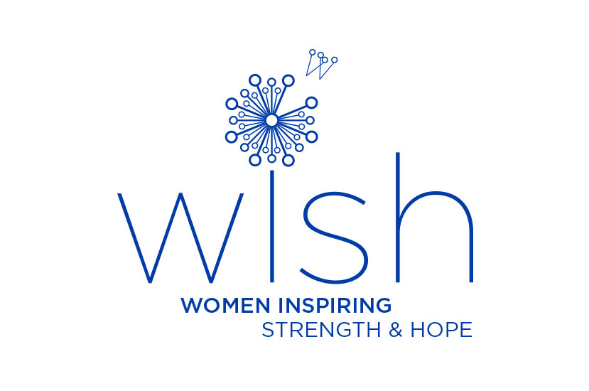 Women Inspiring Strength and Hope W.I.S.H. Logo