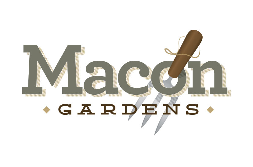 Macon Gardens Logo