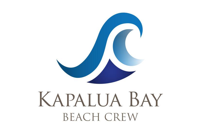 Kapalua Bay Beach Crew Logo