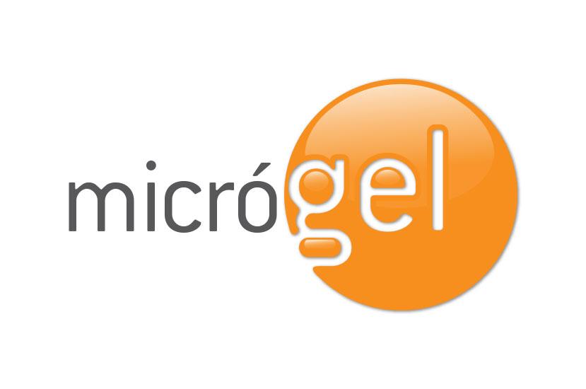 MicroGel Logo