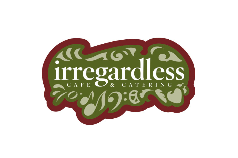 Irregardless Cafe Logo