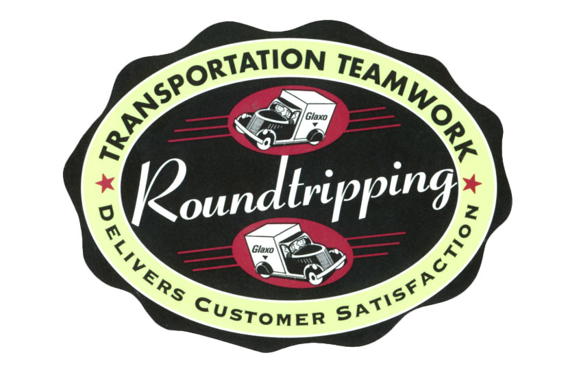 Roundtripping Logo