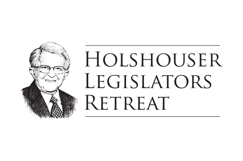 Holshouser Legislators Retreat Logo