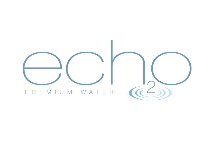 Ech2o Premium Water Logo