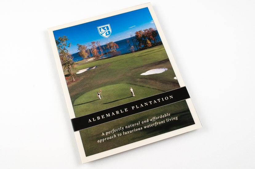 Albemarle Plantation Brochure
