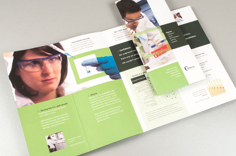 Calibrate Brochure