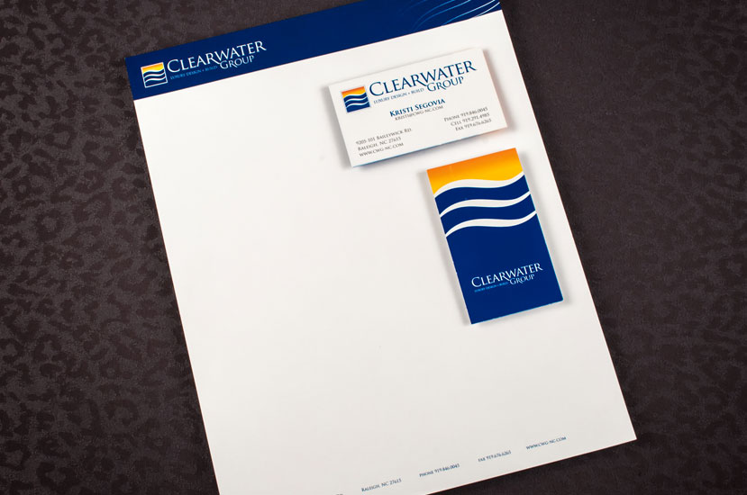 Clearwater Group Identity