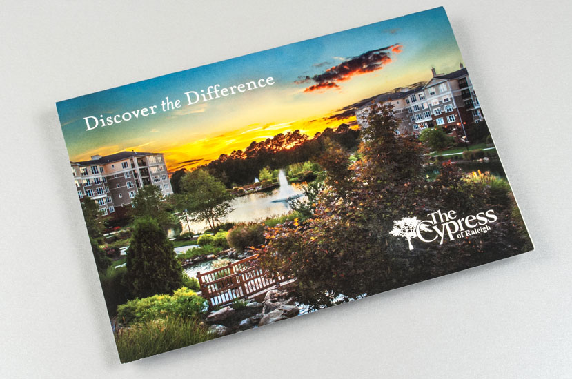 Cypress of Raleigh Mailer - Discover the Difference