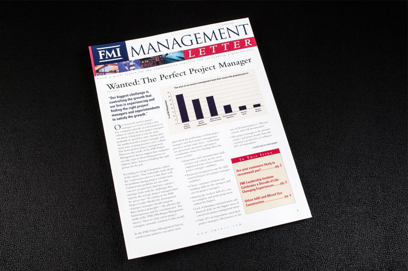FMI Management Newsletter