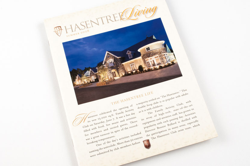 Hasentree Living Newsletter