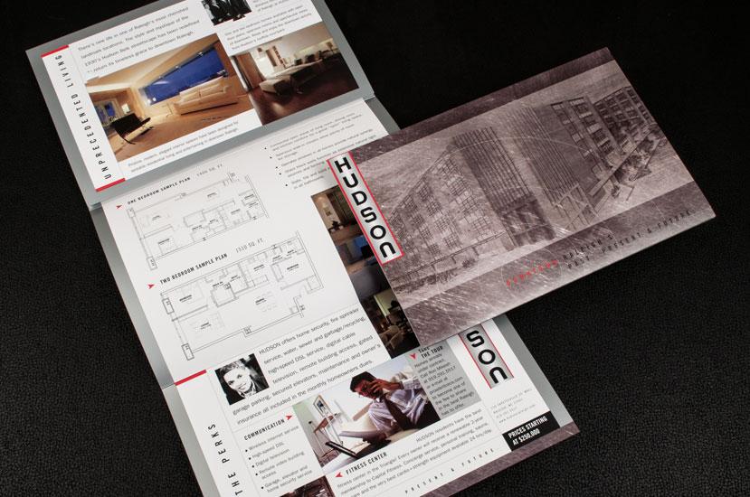 Hudson Unprecedented Living Mailer