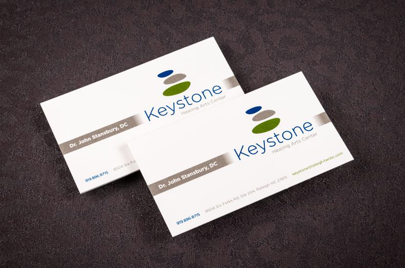 Keystone Healing Arts Center Brand Identity