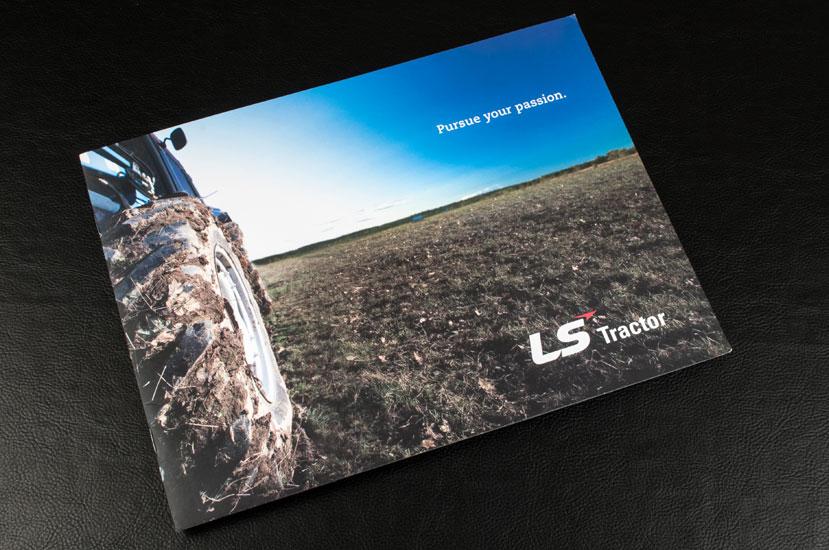 LS Tractor Brochure