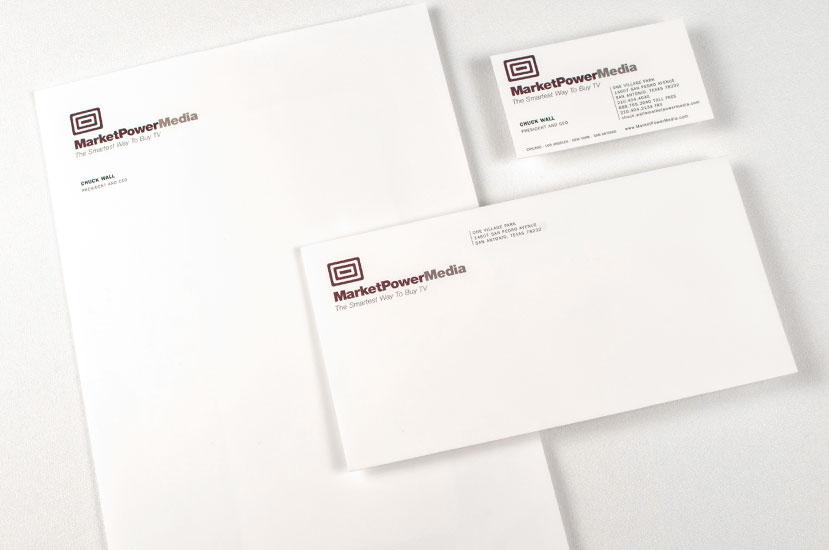 MarketPowerMedia Brand Identity
