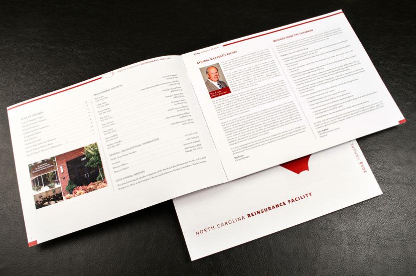 North Carolina Reinsurance Facility Annual Reports (interior)