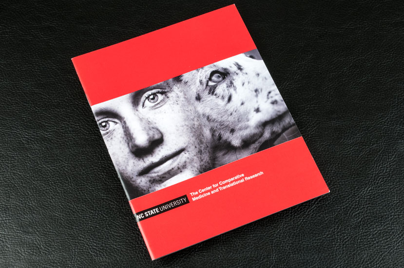 NC State Center for Comparative Medicines Brochure