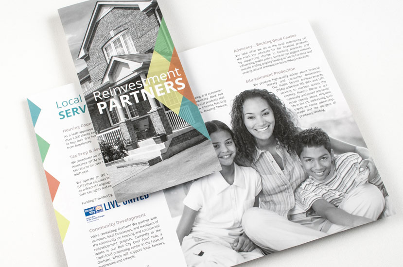 Reinvestment Partners Brochure