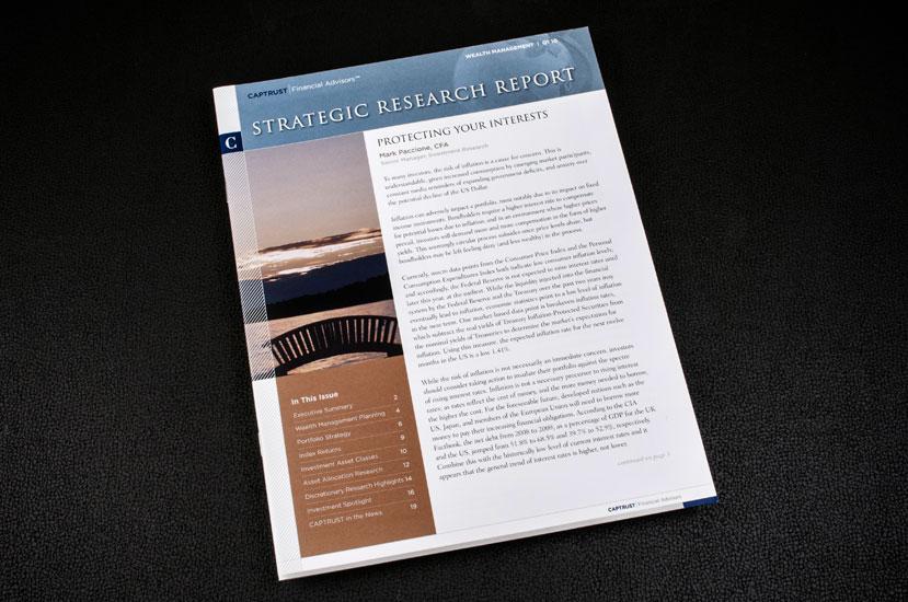 CAPTRUST Strategic Research Report – Wealth Management Version