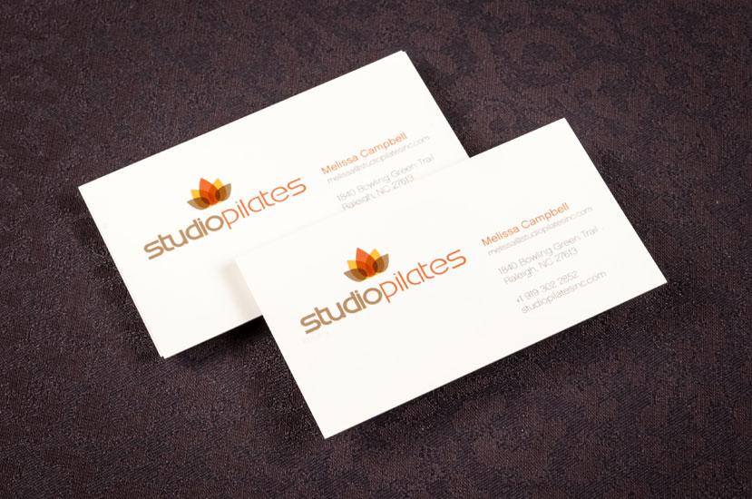 Studio Pilates Brand Identity