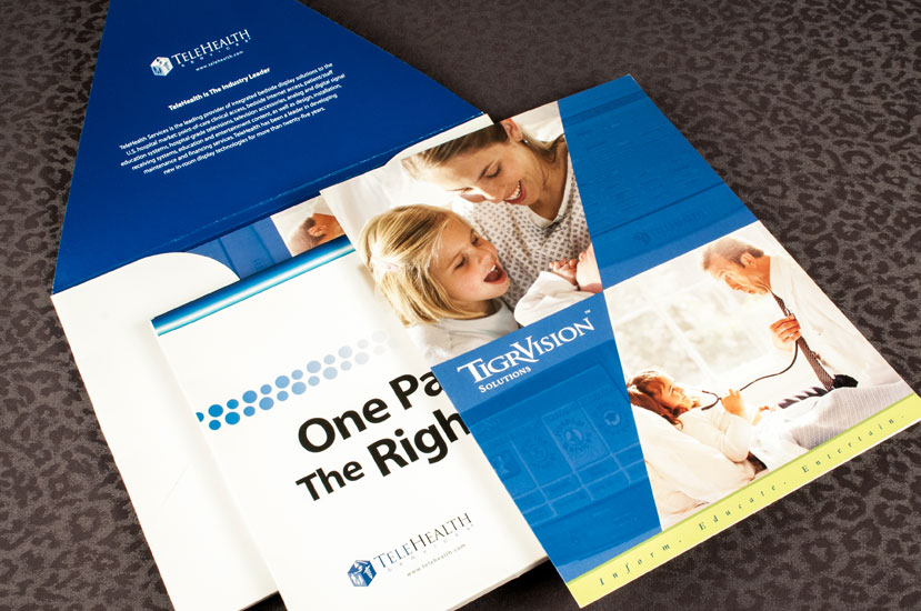 Telehealth Marketing Kit | Generate Design