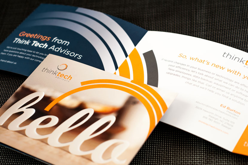 ThinkTech Advisors survey Direct Mail