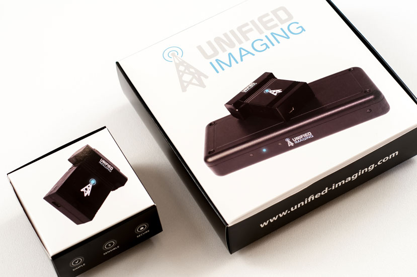 Unified Imaging Product Packaging | Generate Design