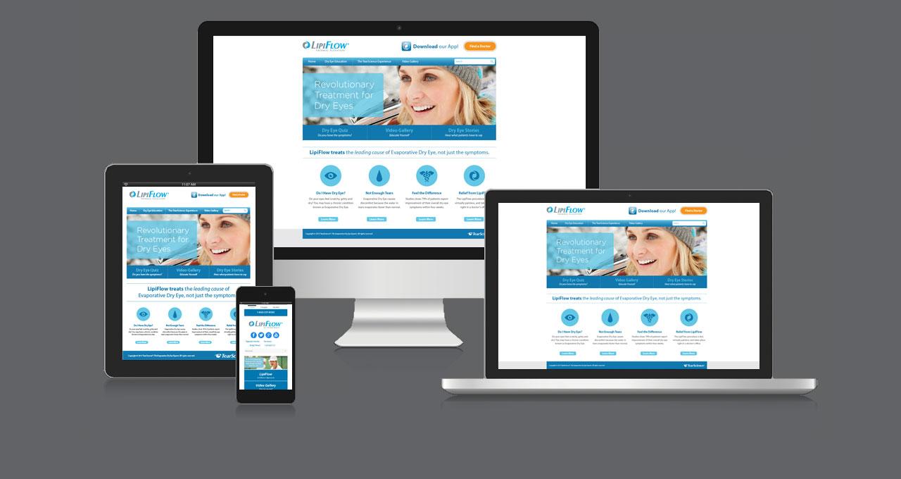 LipiFlow website