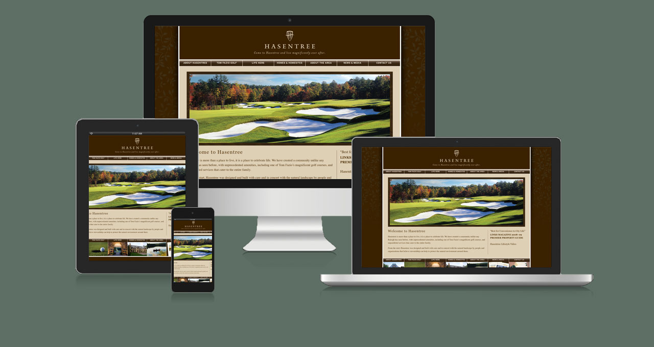 Hasentree website