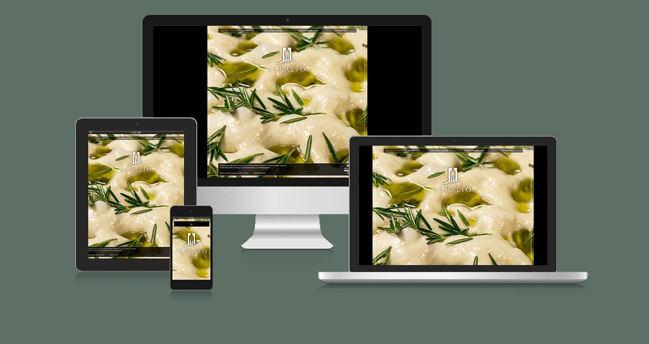 Il Palio Website
