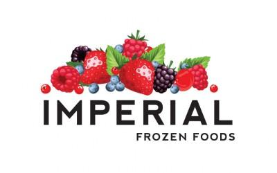 Logo Leader: Imperial Frozen Foods Illustrated Logo