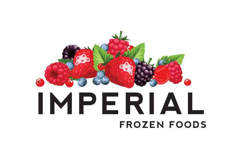 Logo Leader: Imperial Frozen Foods Illustrated Logo