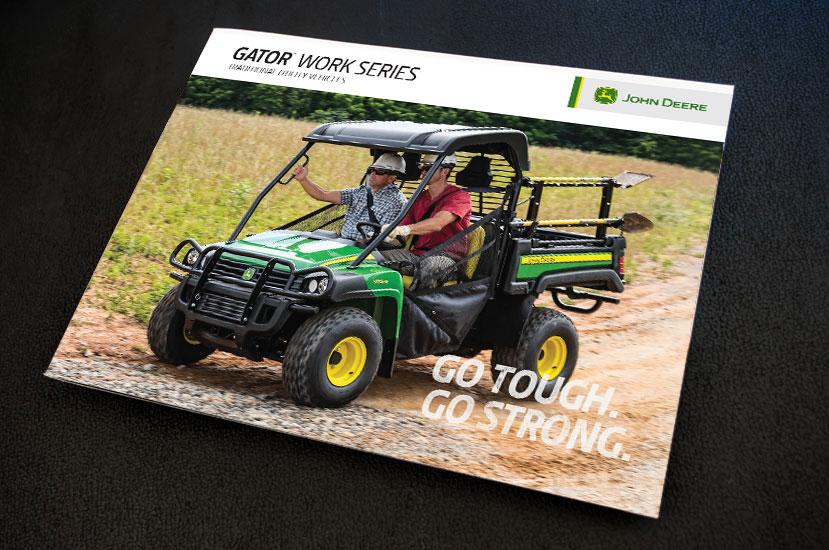 John Deere XUV Work Series Brochure