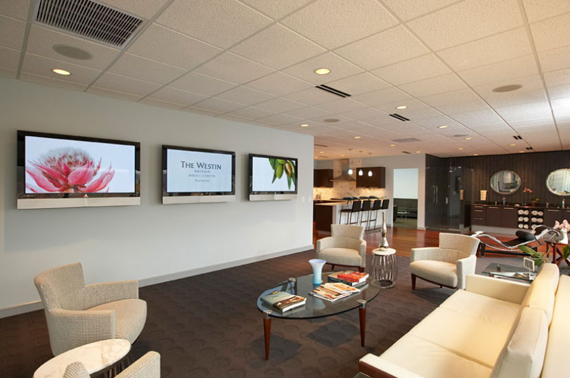 The Westin Soleil Center Sales Lobby