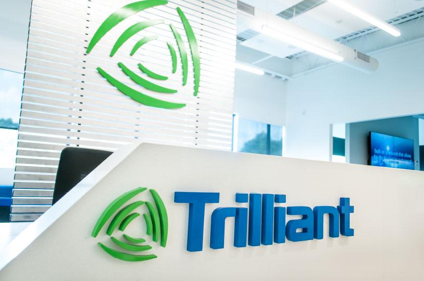 Trilliant Reception Area