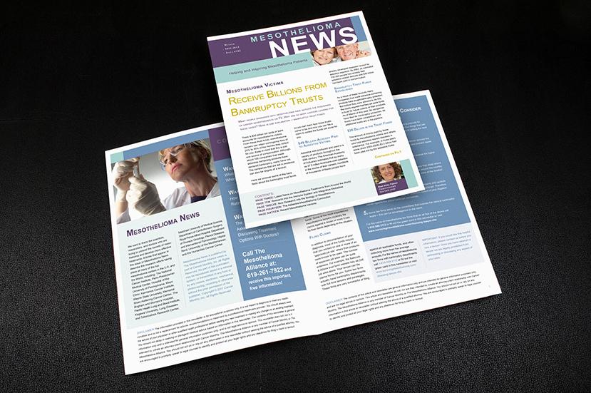 Mesothelioma Newsletter