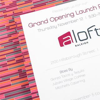 Aloft Hotel Grand Opening