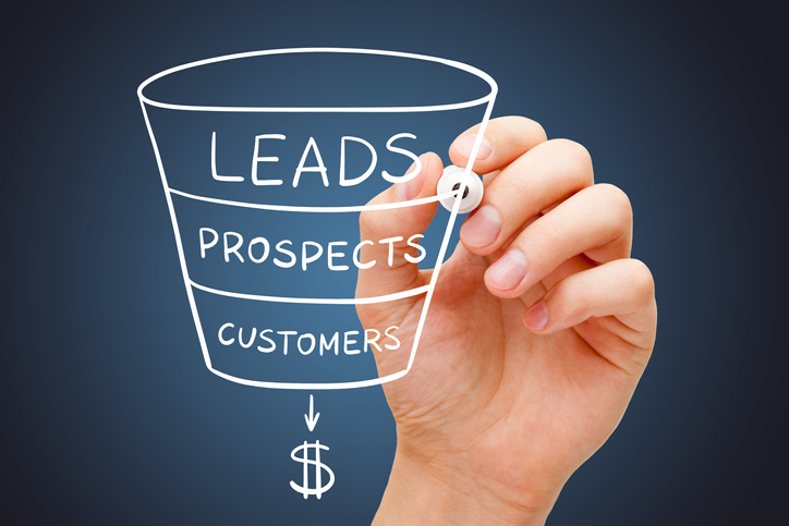 Build leads business prospects and increase customers with generate design