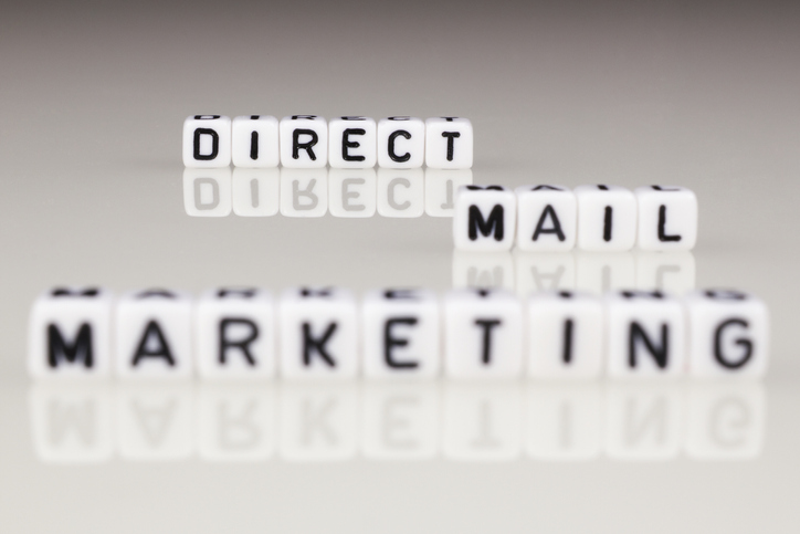 Don't trust you Direct Mail Marketing to a roll of the dice