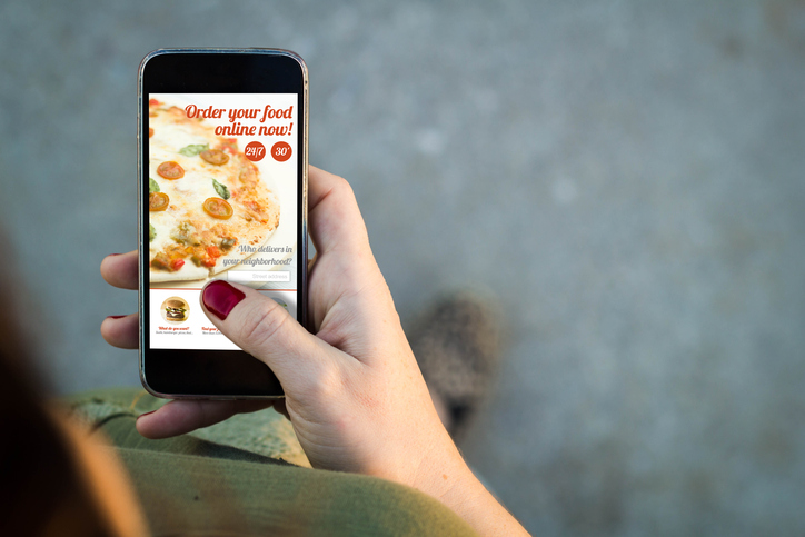 Connect with your customers with a restaurant mobile application by generate design in raleigh nc